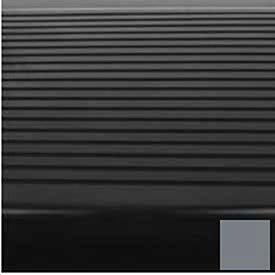 Dark Gray Stair Tread Rubber Square Nose 48L
