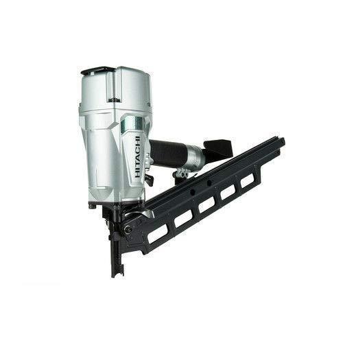 Hitachi NR83A5S 3-14 Plastic Collated Framing Nailer No Depth Adjustment New