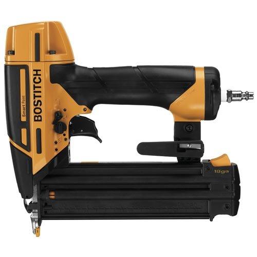 BOSTITCH Nail Gun Brad Nailer Smart Point 18GA  BTFP12233