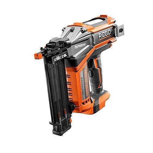 Ridgid ZRR09890B HYPERDRIVE 18-Volt 18-Gauge 2-18 in Brushless Brad Nailer Bare Tool Renewed