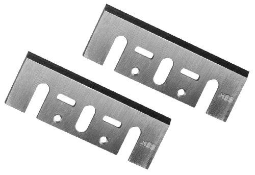 POWERTEC 128342 3-14-Inch HSS Planer Blades for DeWalt DW6655 DW677 DW678 and DW680K Set of 2