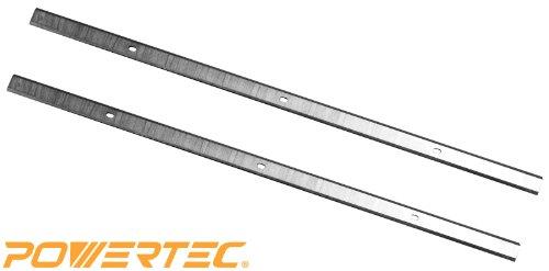 POWERTEC HSS Planer Blades for Delta 125 22-560  22-565