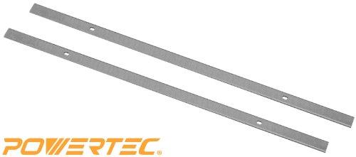 POWERTEC HSS Planer Blades for Ryobi 13 Planer AP1300 Set of 2