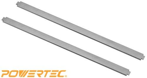 POWERTEC HSS Planer Blades for Ryobi 13 Planer AP1301 Set of 2