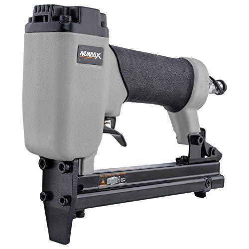 NuMax SC22US Pneumatic 22-Gauge 58 Upholstery Stapler