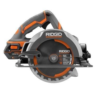 Ridgid ZRR8651B 18V Cordless Lithium-Ion X4 Circular Saw Certified Refurbished