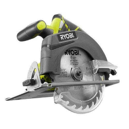 Ryobi ZRP507 ONE Plus 18V Cordless Circular Saw Bare Tool Certified Refurbished