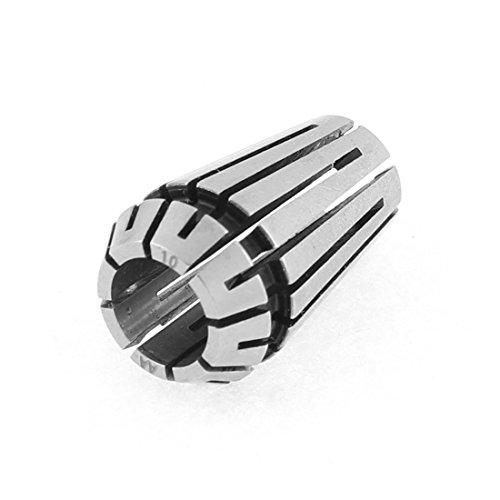 uxcell ER16 10mm Spring Collet Holder Milling Lathe Tool 10-9mm Clamp Range