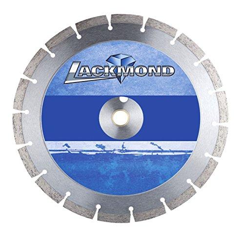 Lackmond CW1143751 Walk-Behind Cured Concrete Blades - Standard - 14 Diameter 0375 Width 1 Bore