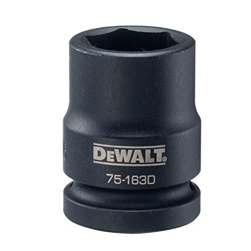DEWALT 34 Drive Impact Socket 6 PT 1516 - DWMT75163B