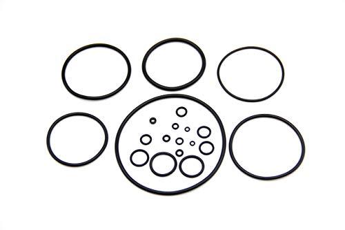 Pro-Parts New O-ring Maintenance Rebuild Kits For Hitachi NV90AGAGS Coil Framing Nailer