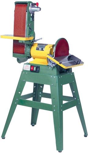 Woodtek 923810 Machinery Sanders 6 X 48 Belt12 Disc Sander Os
