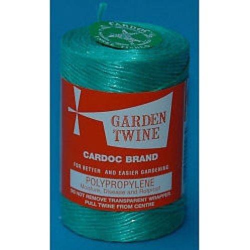 Garden Twine Cardoc Spool Green Polypropylene Garden Twine 100g Fast Postage