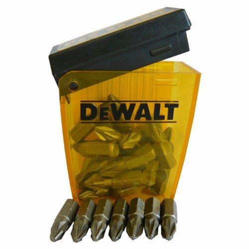 DeWalt DT7908QZ Flip Box of 25 Pozi No2 Bits