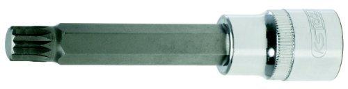 KS Tools 9181693 CHROME XZN Bit Socket 12-Inch M8 by KS Tools