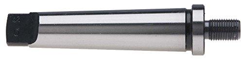 2 Morse Taper to 38-24 Threaded Drill Chuck Arbor
