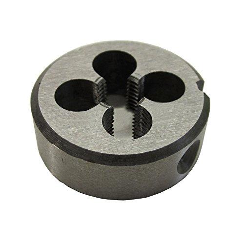 M6 x 075mm Metric Die Nut Tungsten Steel Thread Cutter 1 25mm TD066