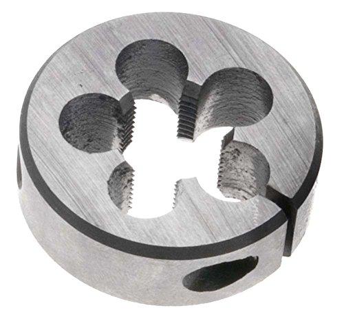 5mm x 8 LEFT HAND Die 1 Inch Outside Diameter - High Speed Steel