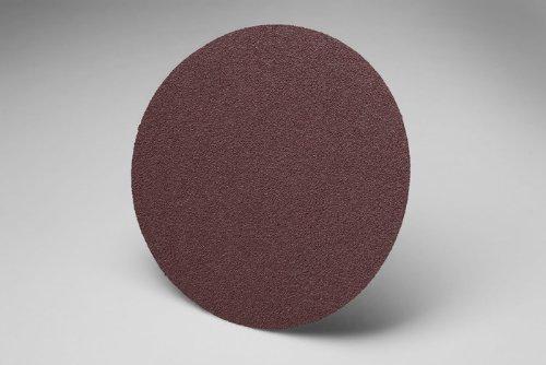 3M 348D Coated Aluminum Oxide Disc - Fine Grade P100 Grit - 20 in Dia - 97664 PRICE is per CASE