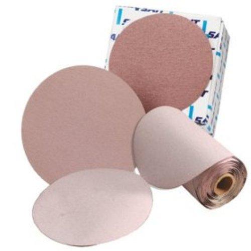 SAIT 37808 4S4V 5-Inch PSA 320C Grit Stearated Aluminum Oxide Disc Roll - Premium 400-Pack