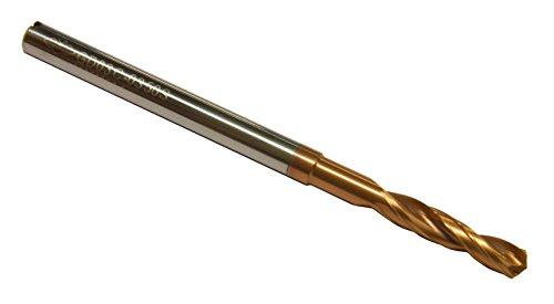 ZCC-CT GD03C-0445S New Generation Solid Carbide Twist Drill 445mm 1752 3xD KDG3013 Grade 140 Degree Point Slim Shank