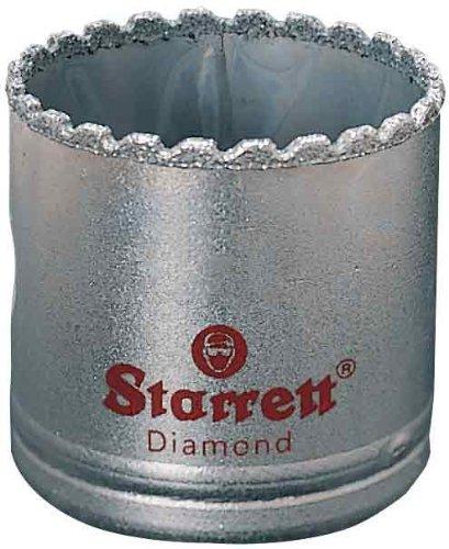 Starrett KD0400-N 4-Inch Diamond Grit Holesaw