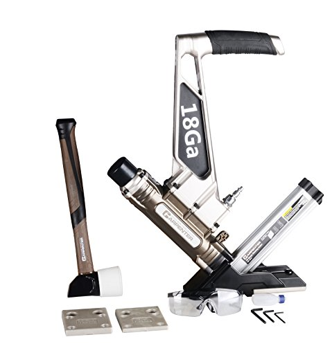 Carpenter Air Tools CFL4518 Carpenter 18 Gauge L Cleat Flooring Nailer