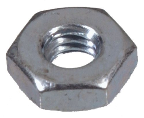The Hillman Group 140021 Hex Machine Screw Nut 10-Inch by 24-Inch 100-Pack