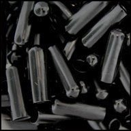 WIDGETCO 516 Screw Thread Protectors Black