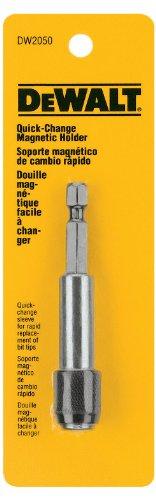 DEWALT DW2050 Quick Change 3-Inch Magnetic Bit Tip Holder