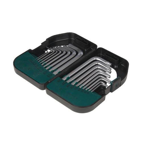 18 Piece Hextorx Key Set - Hex 15mm-10mm - Torx T10-t50 - AlanAllanAllen