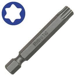 Irwin Tools 93368 Screwdriving Power Bit TORX T15 Single