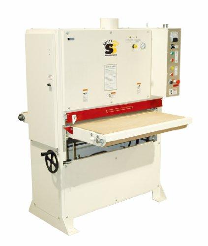 Safety Speed Cut 3760 WBS3760101 10HP Wide-belt Sander