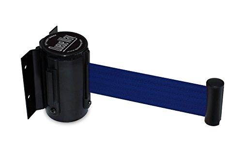 Tensator QWAYWALL-L5 QwayWall - Wall Mounted Black Finish Blue 76 Belt