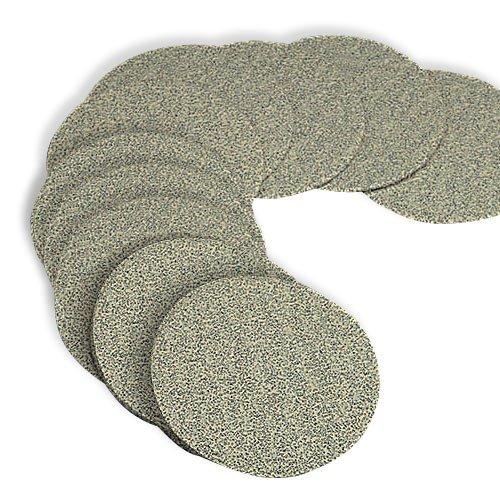 2 240 grit sandpaper 10 pk
