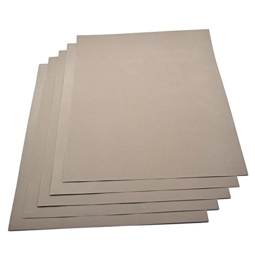 Pack of 5 High Precision Polishing Sanding Wetdry Abrasive Sandpaper Sheets -Grit 5000 Germany