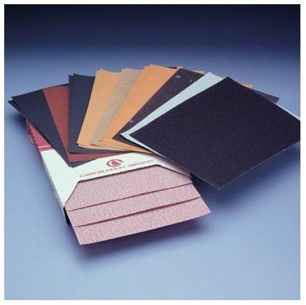 9 X 11 Wet Dry Paper Sheet 1200 Grit - Single Sheet