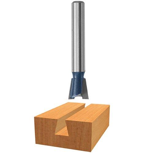 Bosch 84700M Dovetail Router Bit 14-Inch Shank 38-Inch Cut 38-Inch Diameter