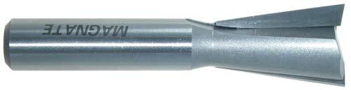 Magnate 471 8 Degree Dovetail Router Bit - 1316 Cutting Diameter 1-14 Cutting Height