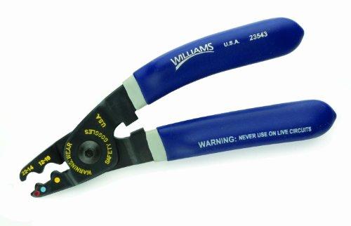 Williams 23543 Electrical Mini Crimper