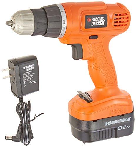 BLACKDECKER GC960 96 volt NiCad DrillDriver