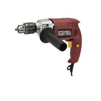 Drill Master 12 Variable Speed Reversible Heavy Duty Drill