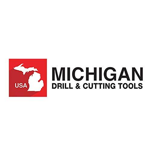MICHIGAN DRILL Cobalt HD Taper Length Drill 410C 716