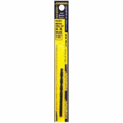 EAZY POWER 82283 35mm Black Oxide Metric Bit