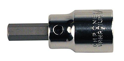 WIHA 71332 Hex Metric Bit Socket 120mm x 75mm