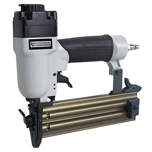 Professional Woodworker 7555 18-Gauge 38-Inch-2-Inch Brad Nailer