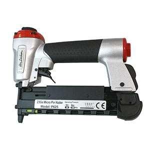 Air Locker P625 12 Inch to 1 Inch Heavy Duty 23 Gauge Micro Pin Nailer