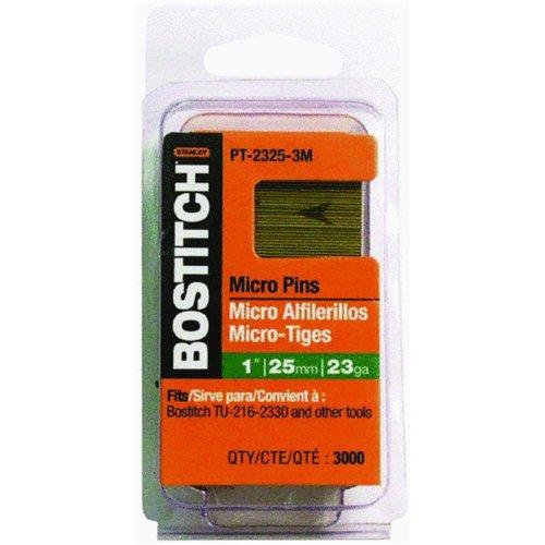 Stanley Bostitch PT-2312-3M Micro Pin Nail