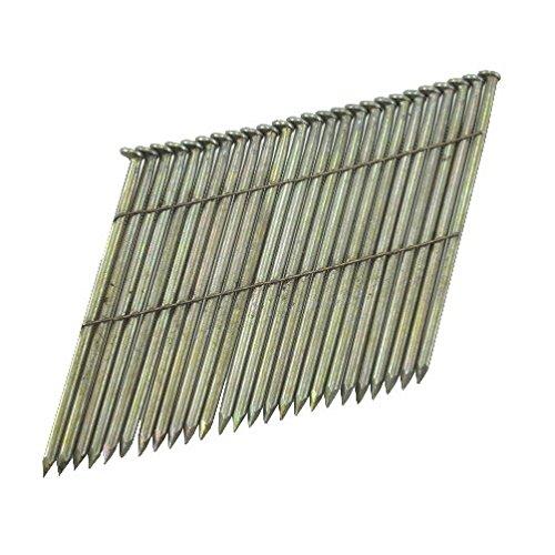 6-D 2 Galvanized Stick Framing Nails Box of 2000