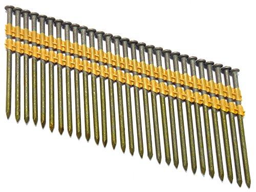 TrueSpec HZB32131P Tree Island 16D Short 3-14 x 131 Zincgard Hot Galvanized Framing Nails